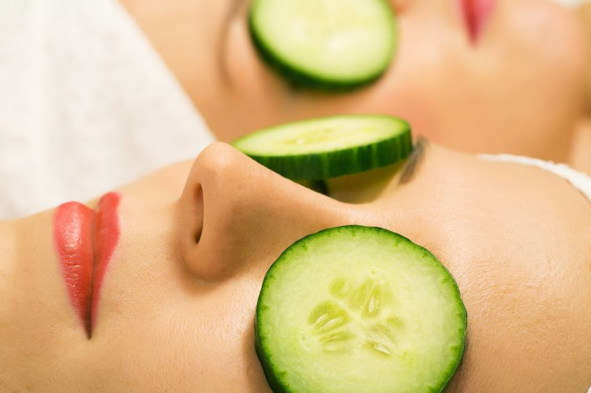 cucumber eye treatment