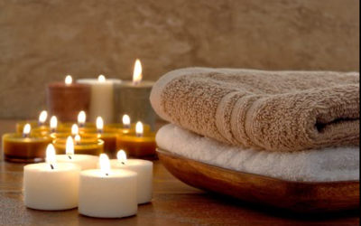 Creating Ambience for your Day Spa at Home with Candles